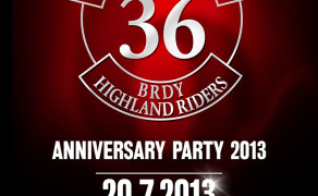 Anniversary party 2013