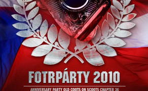 Fotrparty 2010